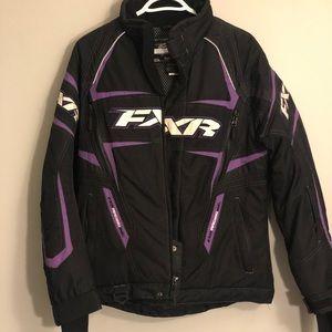FXR sledding jacket